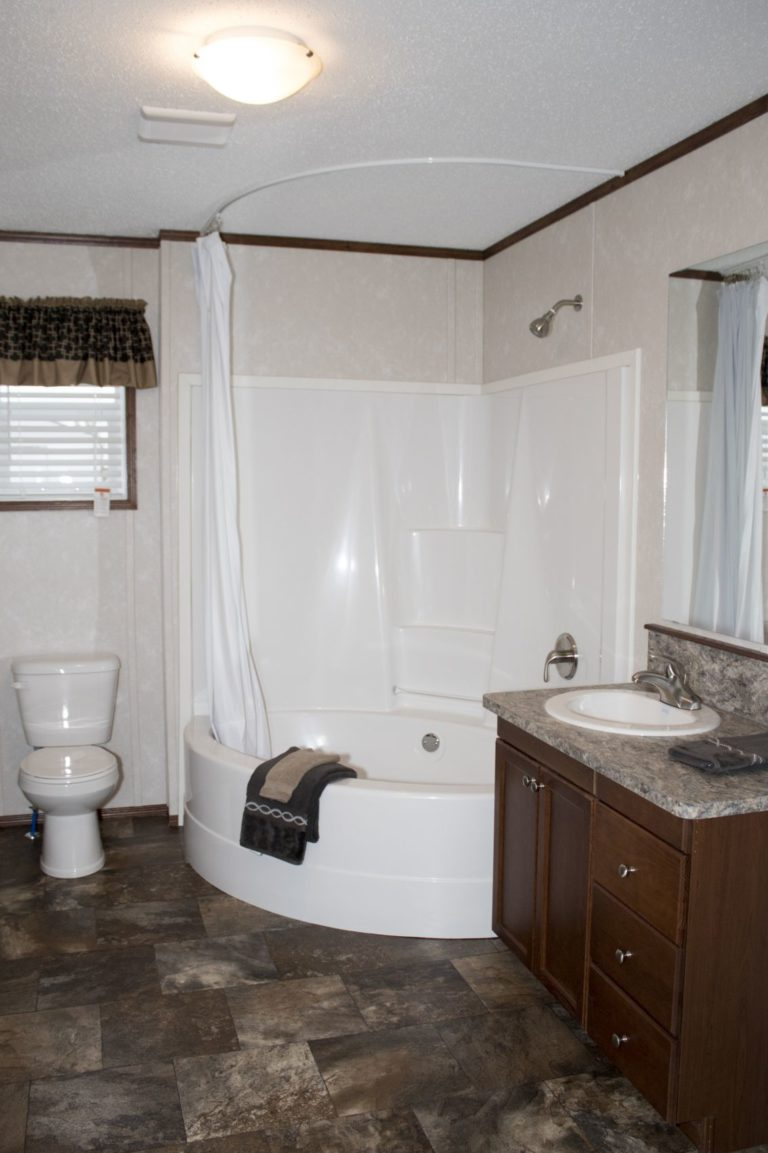 Northland Galaxy Mobile Home Bathtub