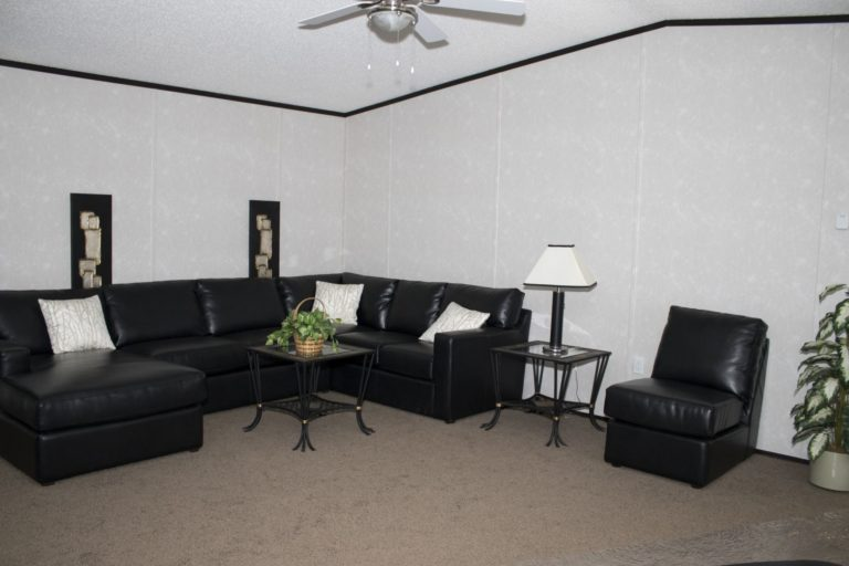 Northland Galaxy Mobile Home Living Room pic 2