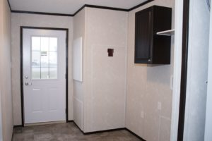 Northland Mobile Home Foyer