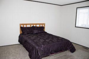 Northland Mobile Home Bedroom