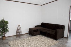 Northwood Mobile Home Living Room Pic 2