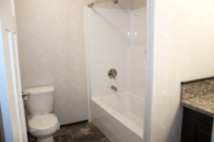Northwood Mobile Home Bathroom