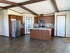 cottage kitchen in morinville
