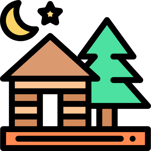 icon of a cottage