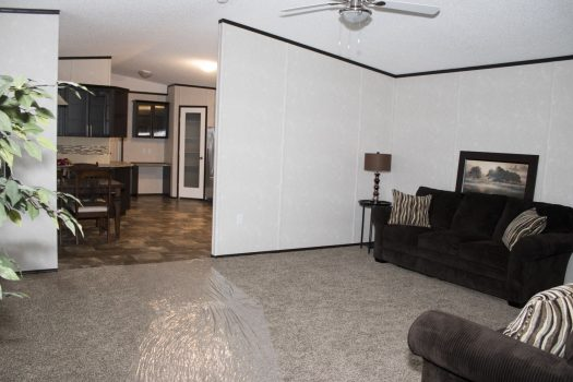 Northland Galaxy Mobile Home Living Room
